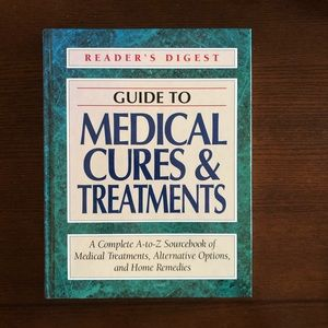 2/$20💥SALE💥Book - Guide to Medical Cures